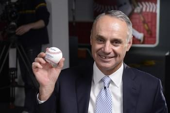 Why Rob Manfred is Optimistic on the Return of the MLB