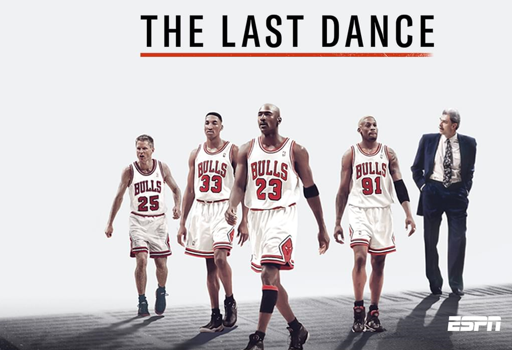 JaM: Perception of Jordan Changed with Last Dance