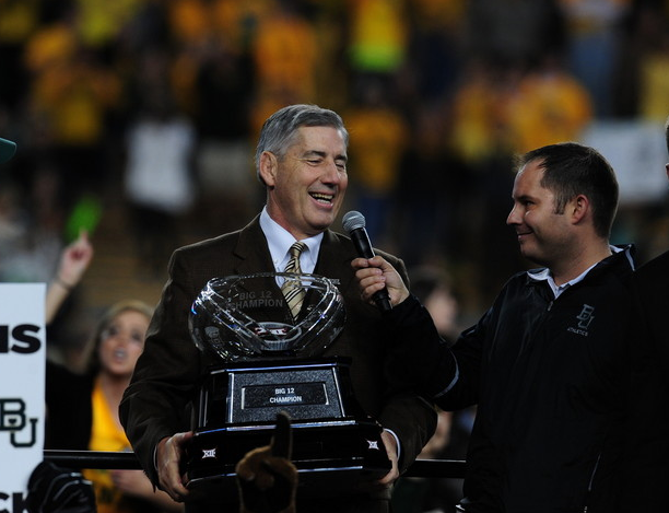 Big 12 Football Coming Back? With Fans? Big 12 Commissioner Bob Bowlsby Has Answers