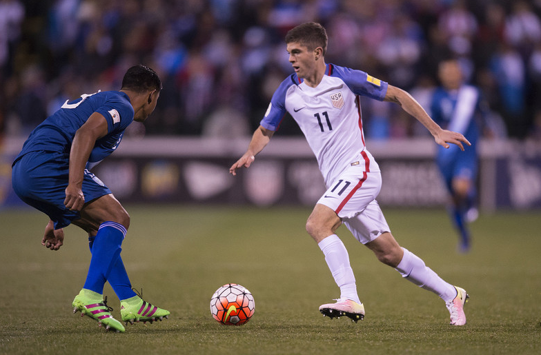 Christian Pulisic Scores, Sergio Ramos Makes History, the Belmont and More! | JJT Calls Play By Play