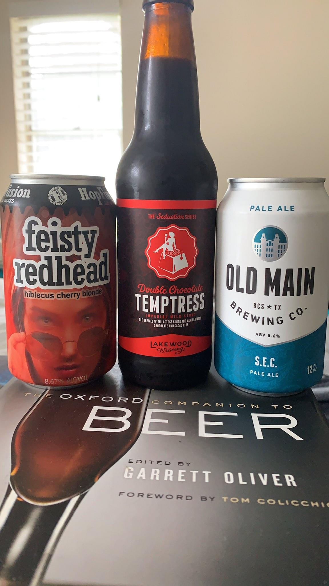 Just the Sip | Sampling Beers from Hop Fusion, Lakewood Brewing, and Old Main Brewing