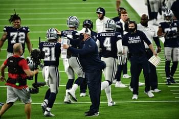 Our Overreaction Monday Cowboys – Falcons Takes