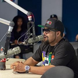 The Legendary Ice Cube in Studio with Norm and D Invasion