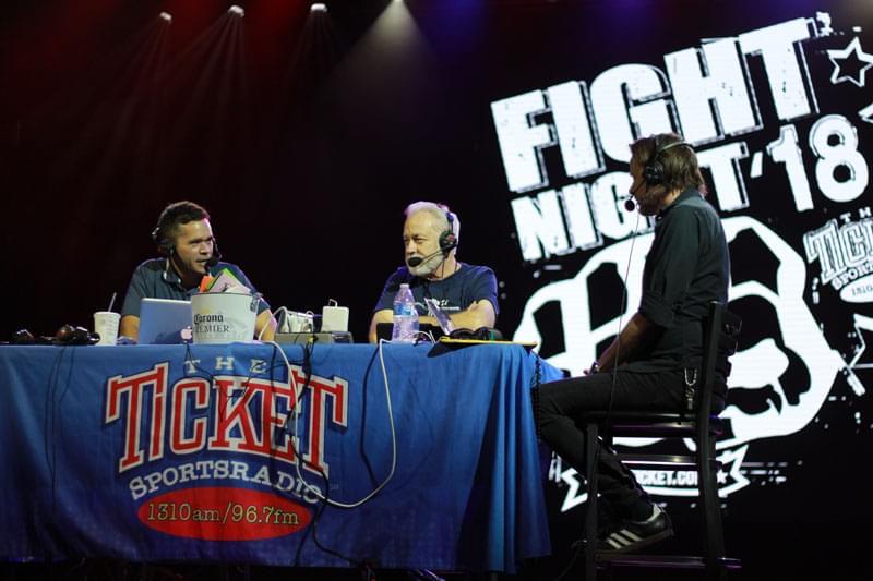 PHOTOS: Fight Night 2018