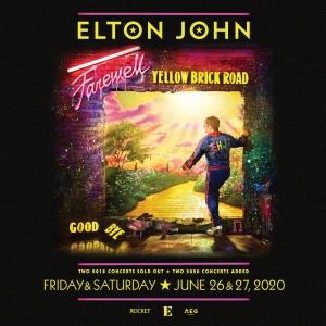 Elton John | AAC | 6.26.2020