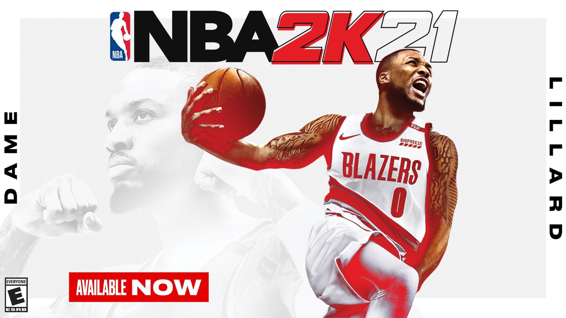 Register to win NBA 2K21