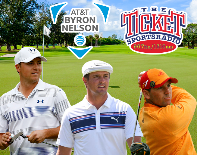 Its AT&T Byron Nelson Tournament Week on The Ticket!