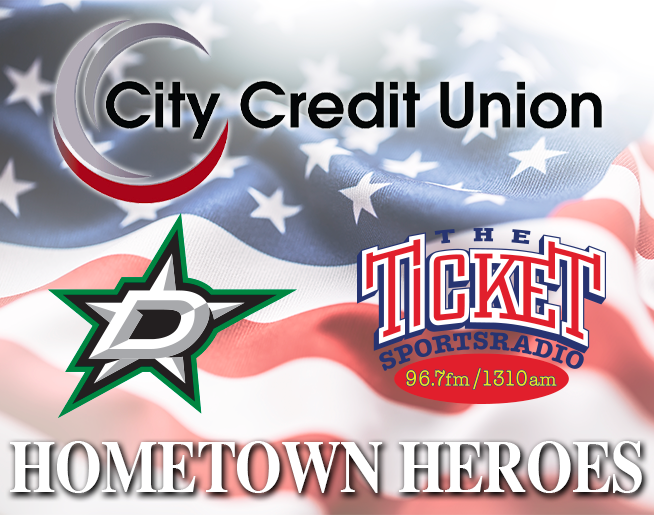 City Credit Union's Hometown Heroes