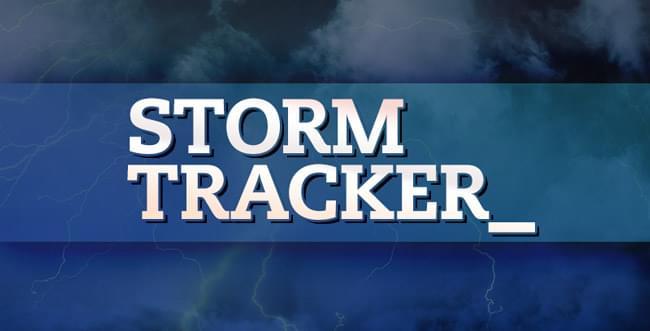 Amy Talks 'Tropical Storm Beta' w/ Chief Meteorologist Brad Barton