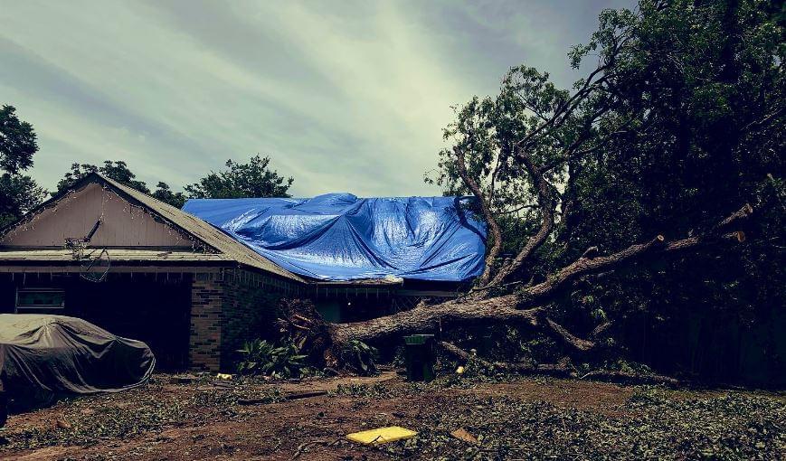 KLIF Morning News: Storms, Gaza Fighting, and Biden's Venmo