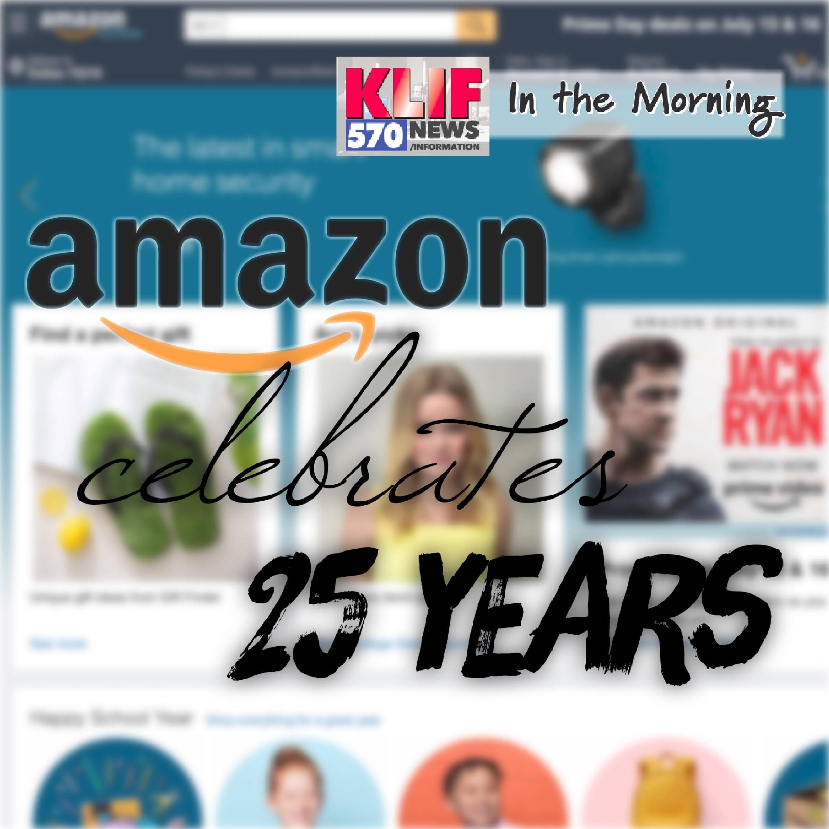 Amazon Turns 25!