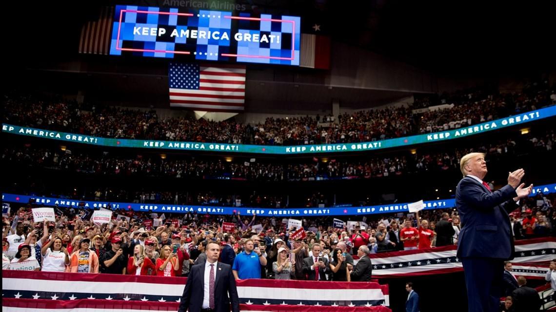 KLIF Morning News: Election Bumping and Zoom Hacking
