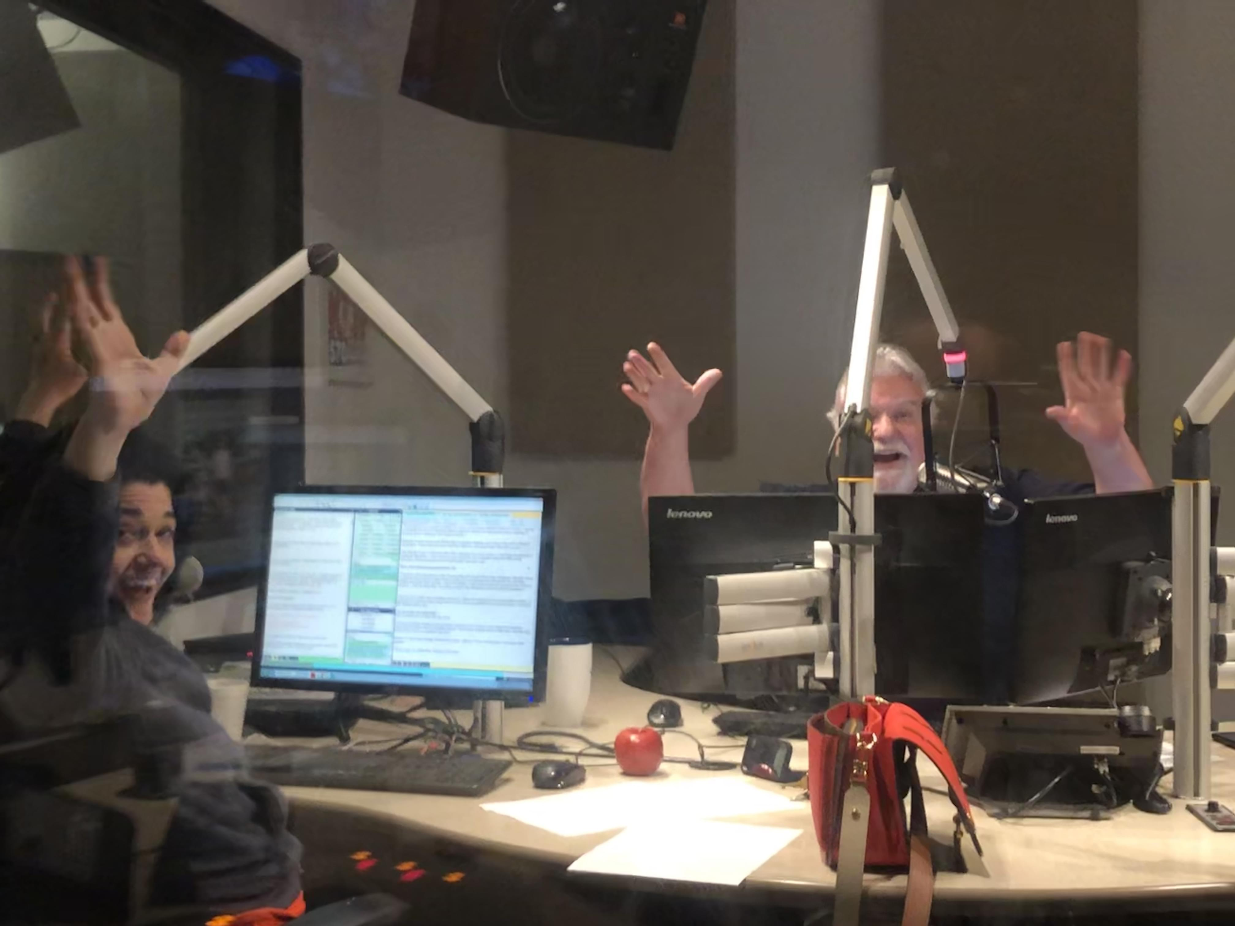 KLIF Morning News: A College Bans Clapping, and an Update on Impeachment and the Greenville Shooting