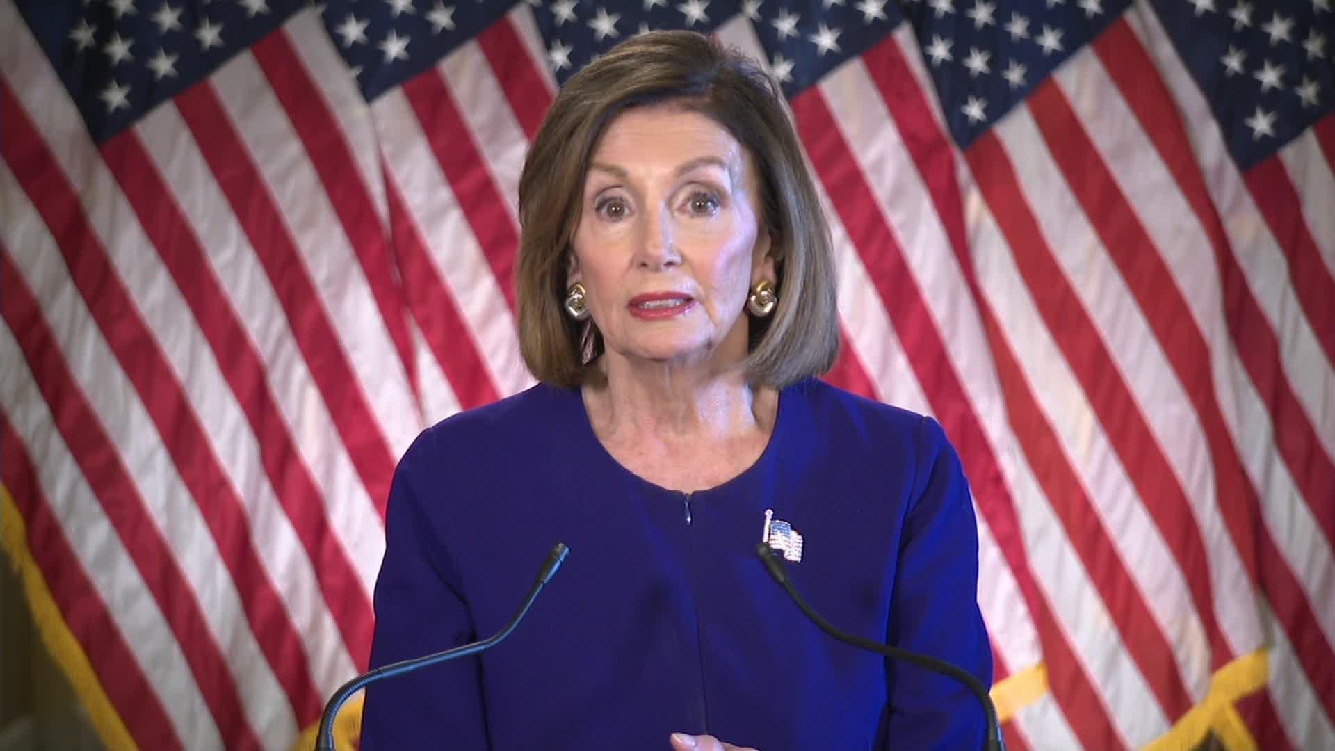 KLIF Morning News: Pelosi Pushes Impeachment, and What's Wrong with the Cowboys?