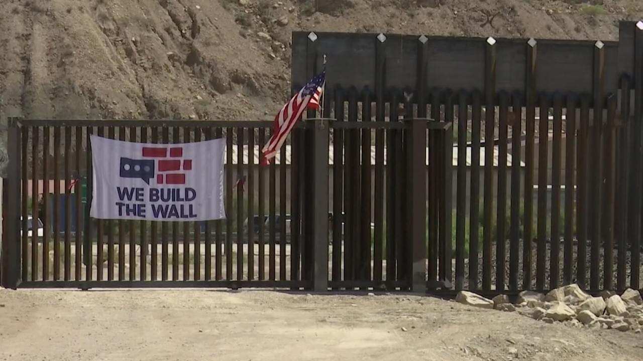 Texas Judge Orders Border Wall Fundraiser Not To Build
