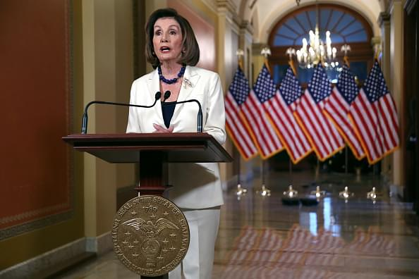 Pelosi OKs Drafting of Impeachment Articles Against President Trump