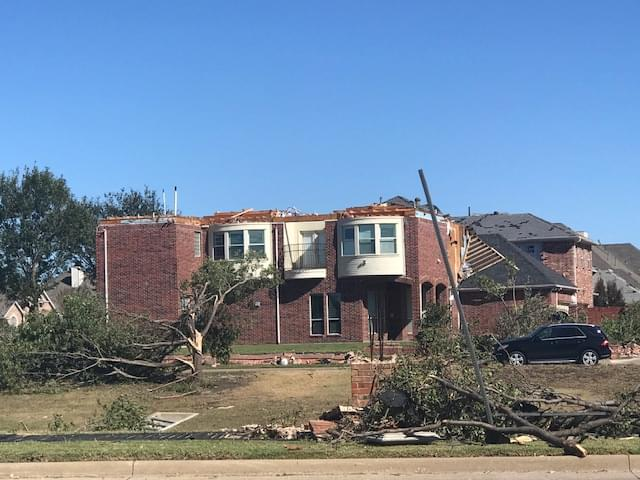 Low-Income Families Affected by Dallas Tornado in need of Help this Holiday Season