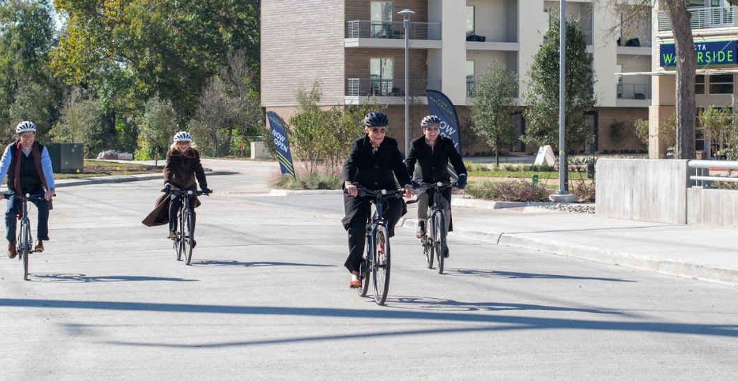 Fort Worth's Vision Zero Policy to Reduce Pedestrian Fatality Rate