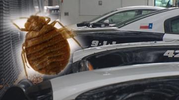 Dallas Police Fight Crime and Bed Bugs