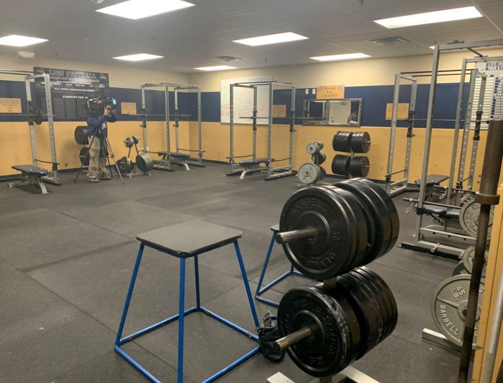 Life High School Oak Cliff Awarded Gym Renovation from Terminally Ill Teen