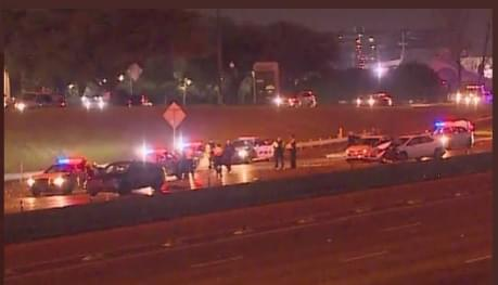 Serious Pedestrian Crash Shuts Down 635 Eastbound