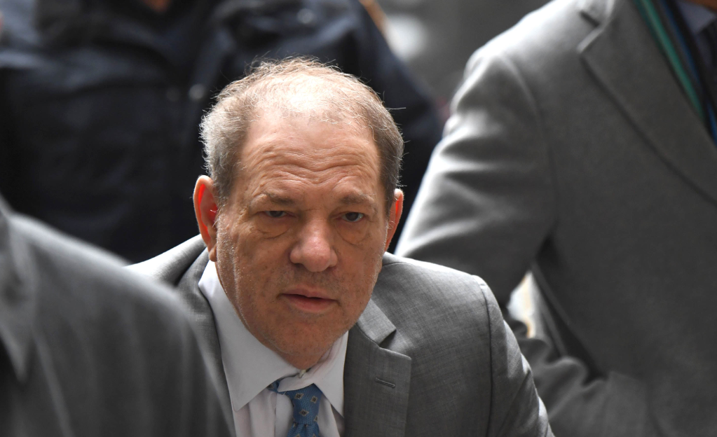 Disgraced Hollywood Mogul Harvey Weinstein Found Guilty of 3rd-Degree Rape, Criminal Sex Act