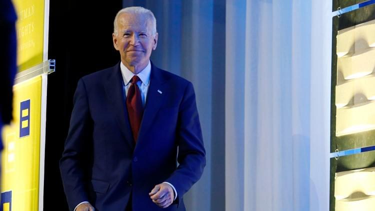 The Ernie Brown Show: Joe Biden is Not Happy