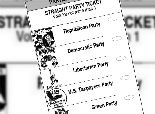 Lawsuit Filed to Stop New Ban on Straight-Ticket Voting in Texas