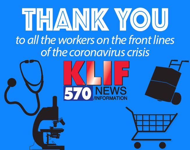 KLIF Wants To Send Out A Special Thank You!