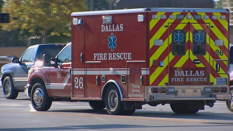 One Dead; More Injured in Major Dallas Ambulance Accident