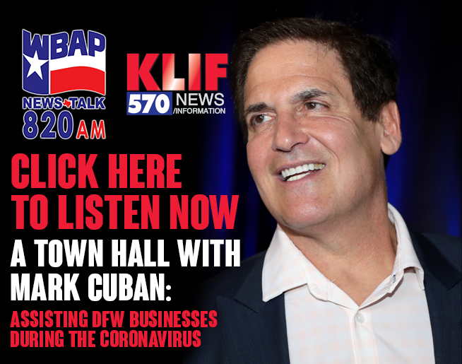 A Town Hall With Mark Cuban