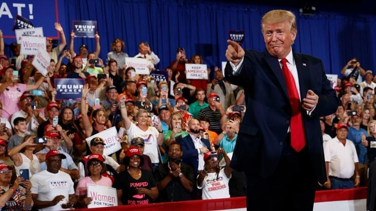 KLIF Morning News: Trump Calls Bidens a Crime Family