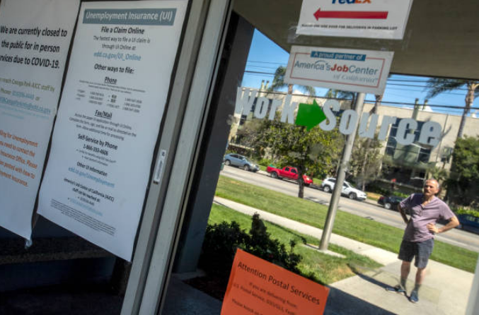 U.S. Jobless Report: 1.3 Million Americans File First Time Unemployment Benefits Last Week