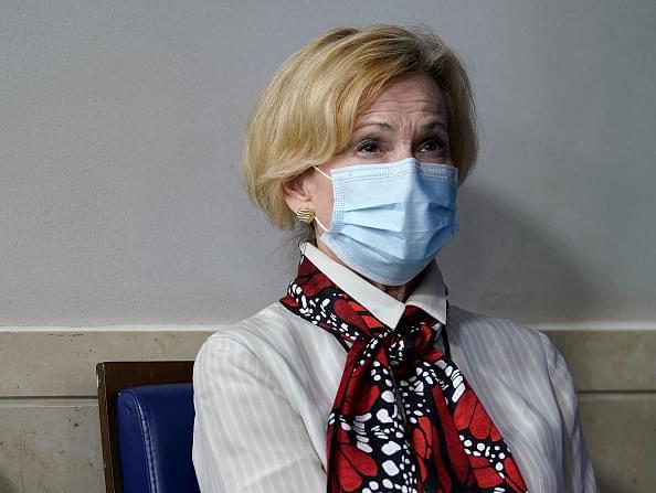 Dr. Deborah Birx: COVID 'Widespread' in Rural & Urban Areas; Over 2,000 Kids Infected in Dallas