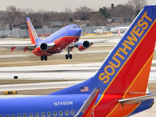 Southwest Airlines Dials Back Cleaning Procedures