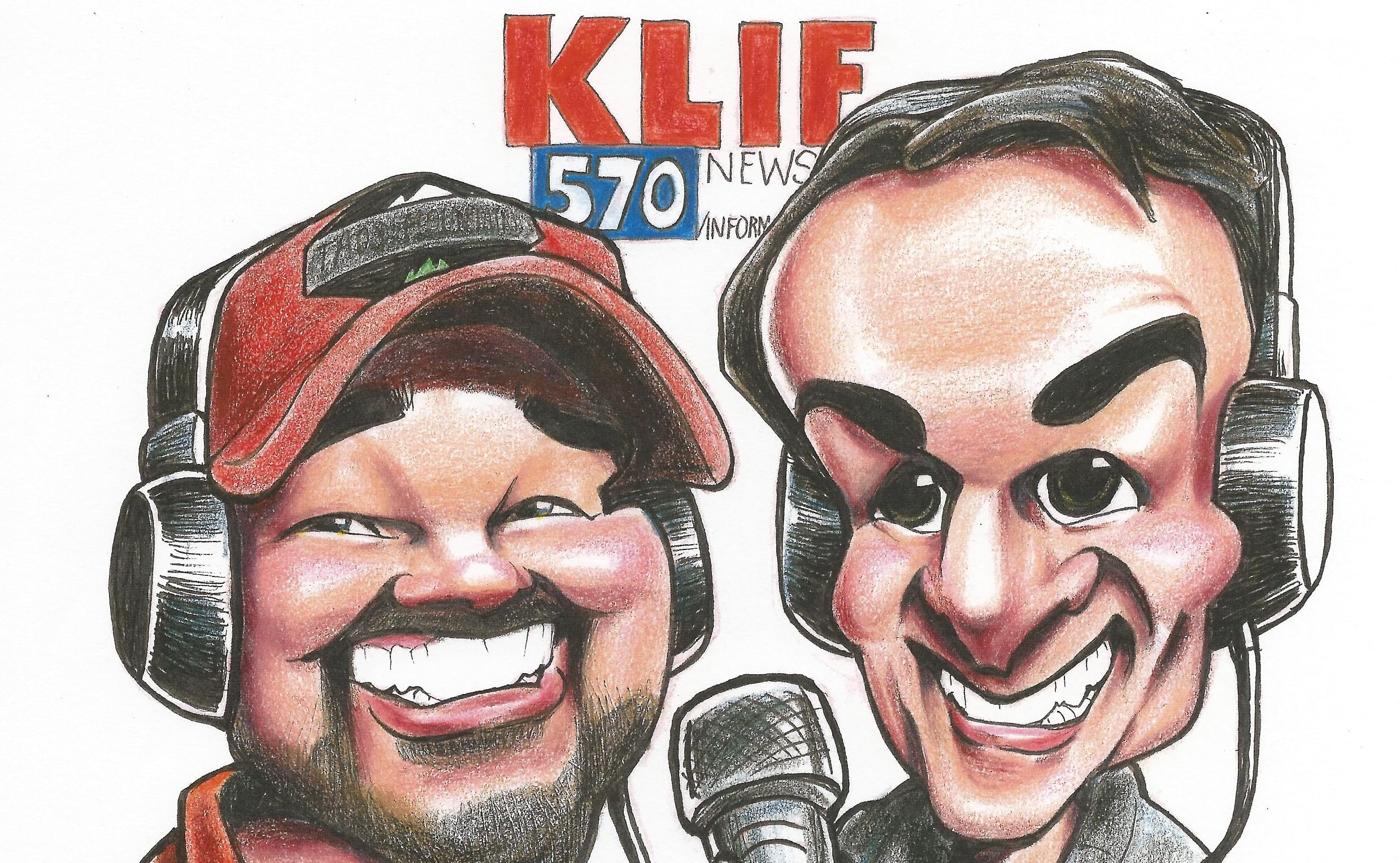 The Ernie Brown Show, Ernie and Chad at their finest!