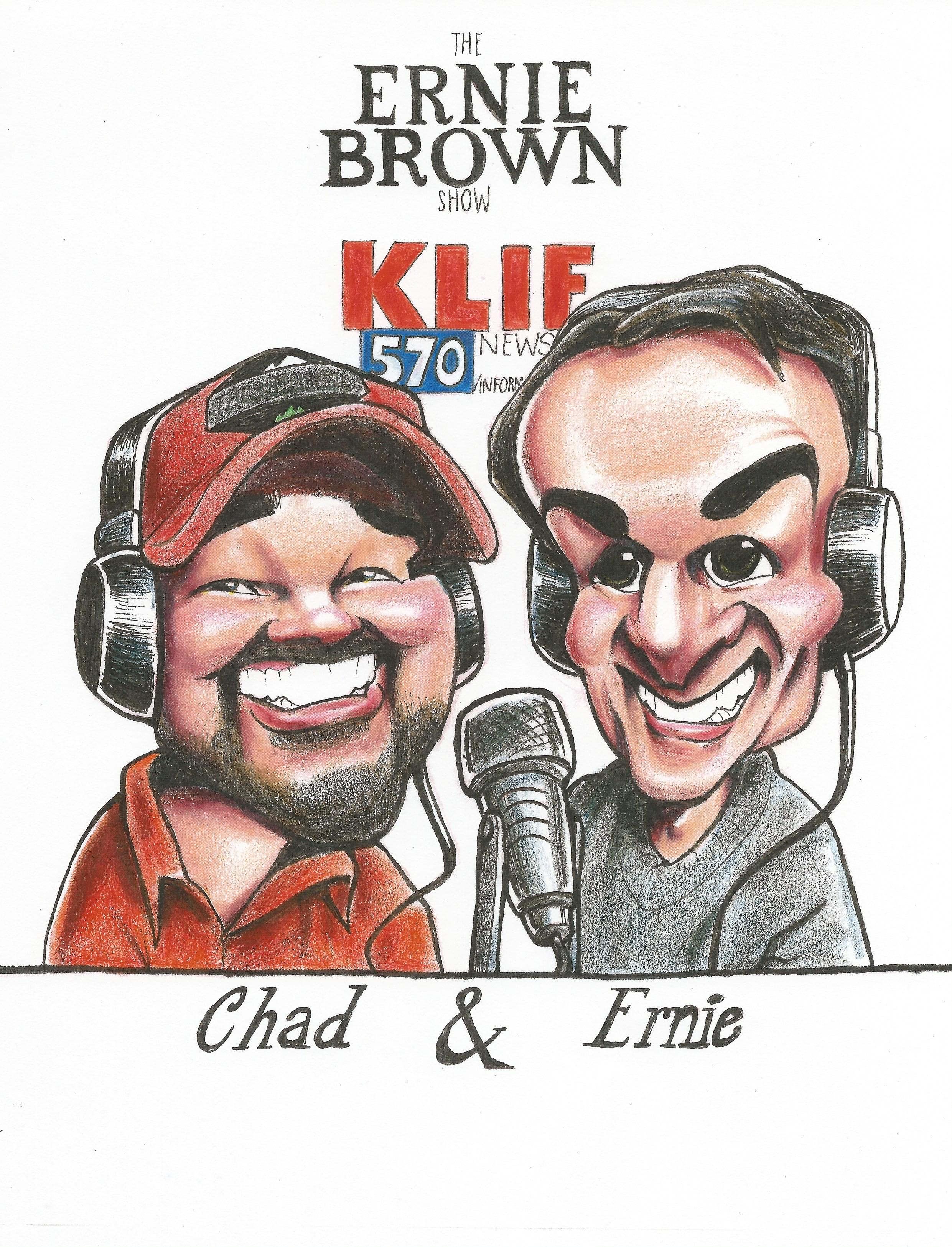 The Ernie Brown Show: Trending Topix for Tuesday