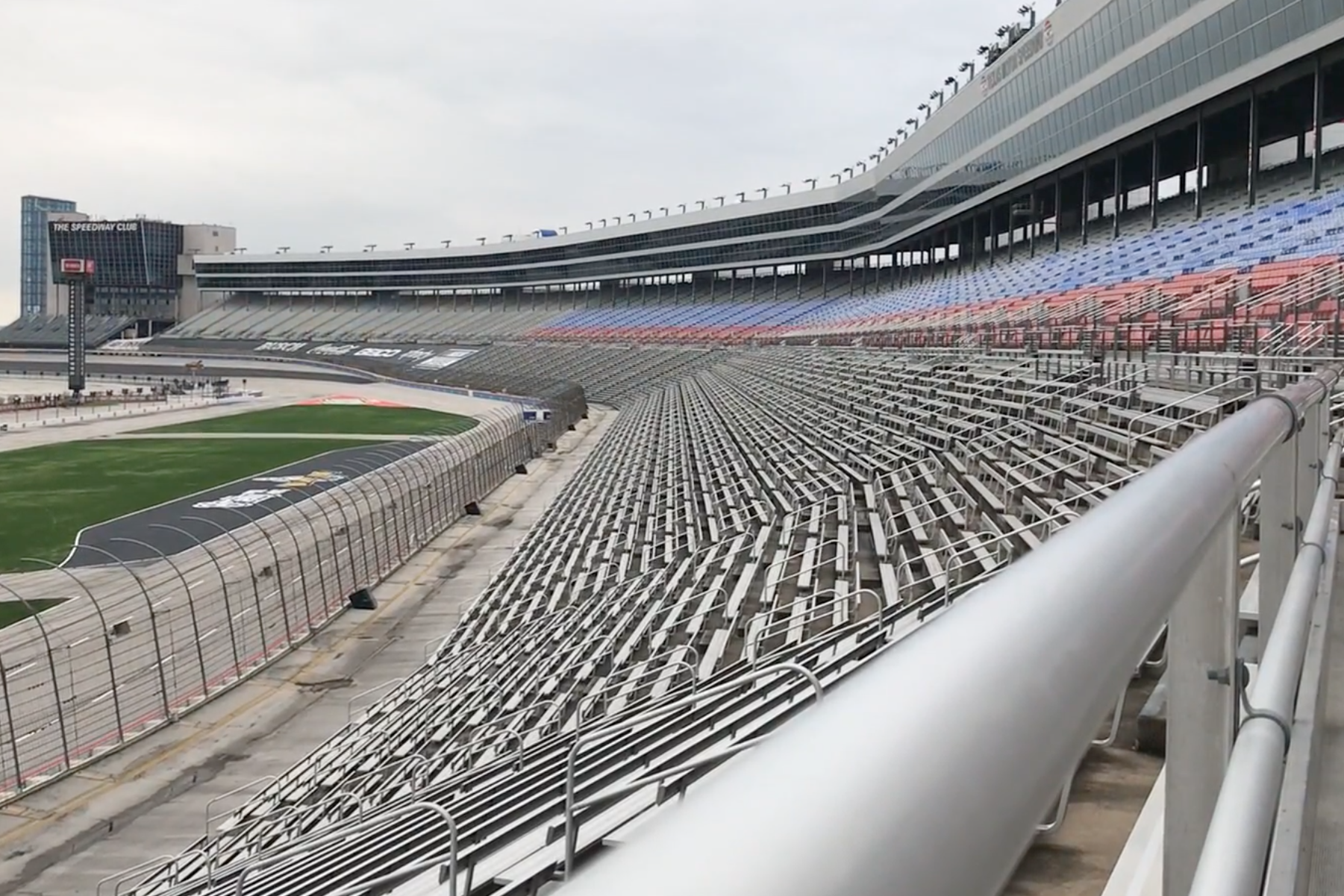 Texas Motor Speedway To Serve As Polling Location For Presidential Election