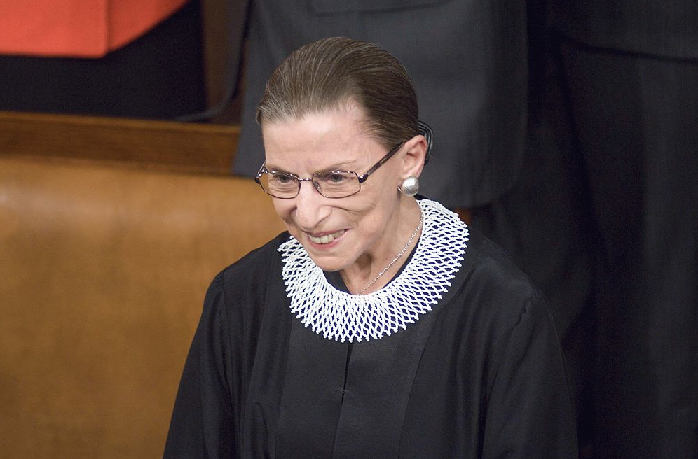 Supreme Court Justice Ruth Bader Ginsburg Dies of Pancreatic Cancer