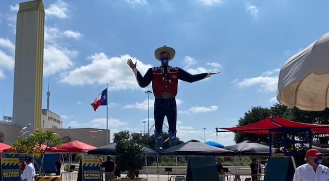 The State Fair of Texas Opens Drive Thru Experience