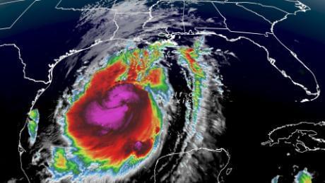 Battered Louisiana Coast Braces For Another Storm: Hurricane Delta