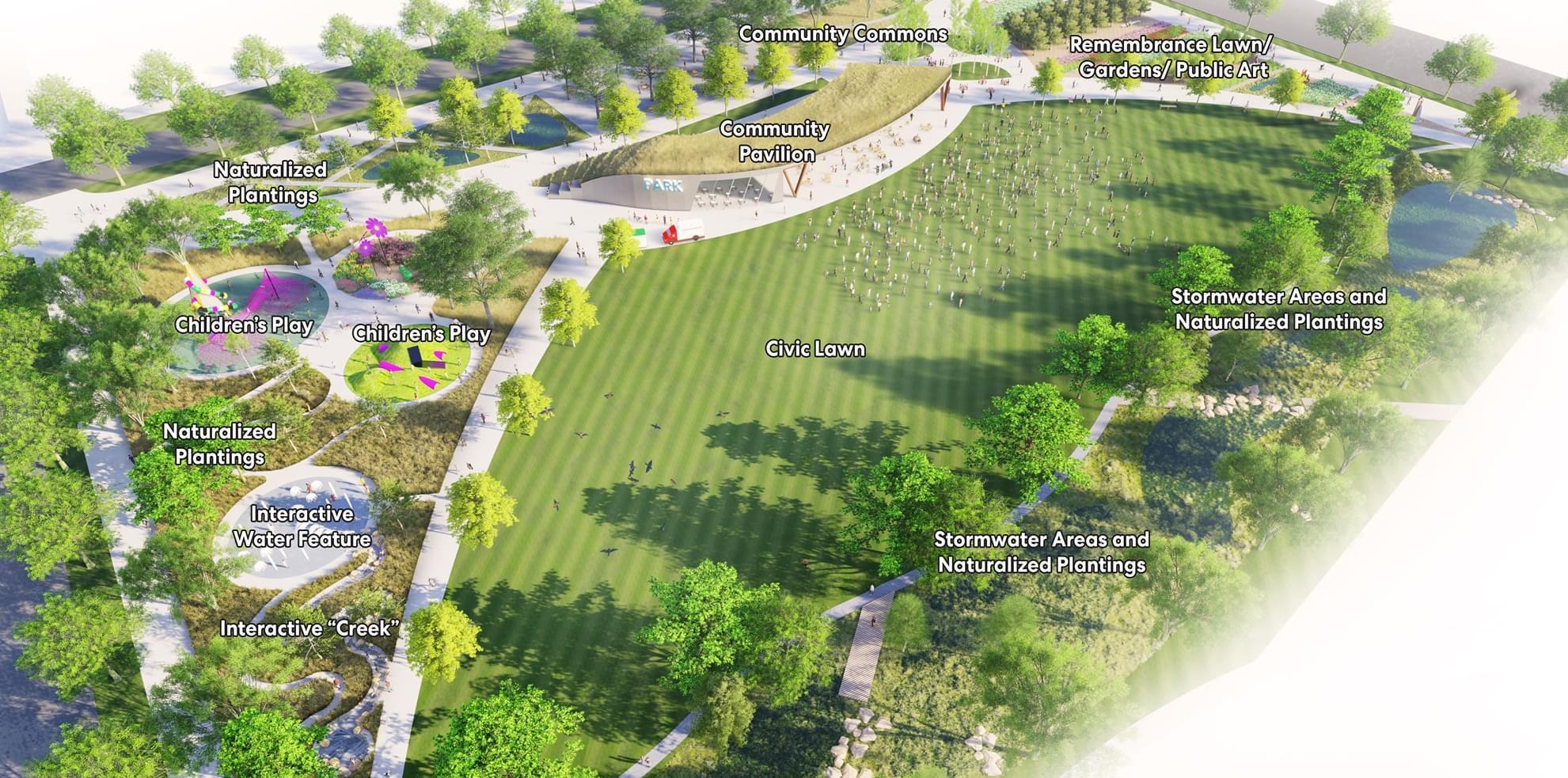 Dallas City Council Approves Fair Park Master Plan
