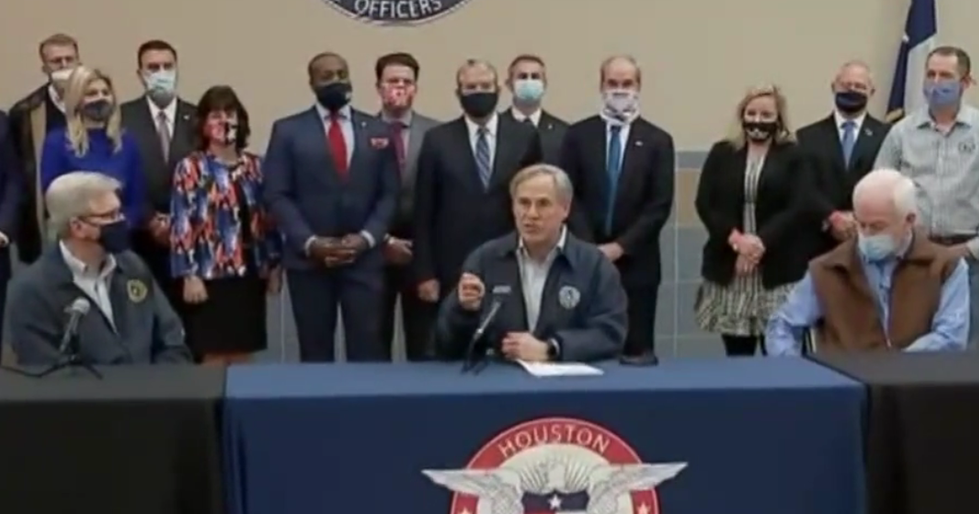 Texas Leaders Continue to Discourage Defunding Police