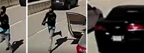 Dallas Police Release Surveillance Photos in Rapper's Killing