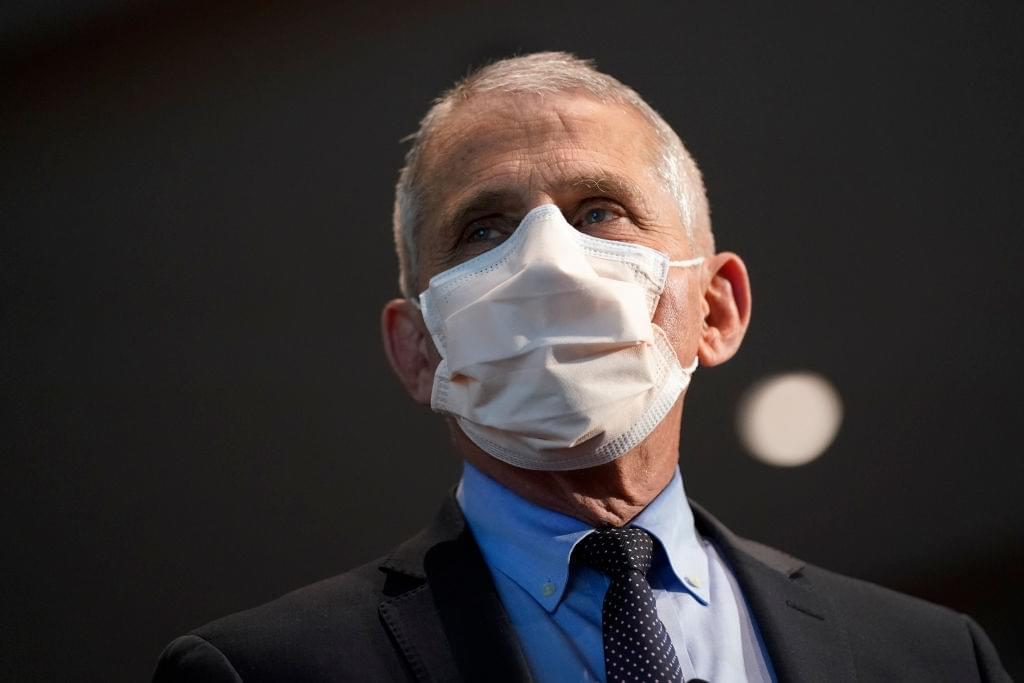 KLIF Morning News: Fauci, Others Blame The Unvaccinated For COVID Spread