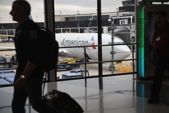 AA Investigating Fracas Aboard Flight Involving Trump Supporters & Other Passengers