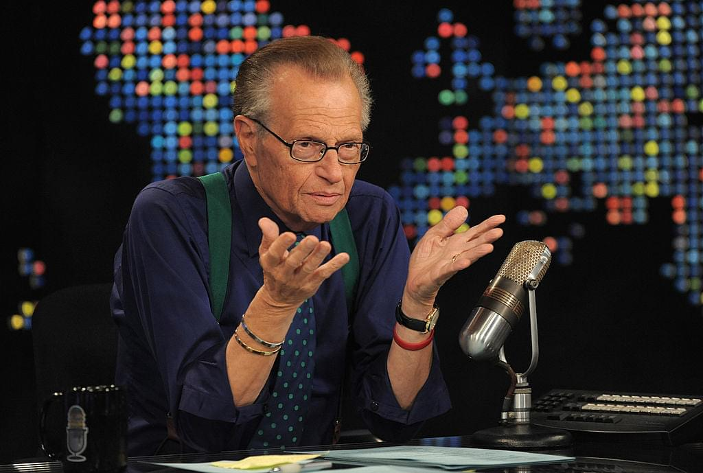 Television & Radio Icon Larry King Dead at Age 87