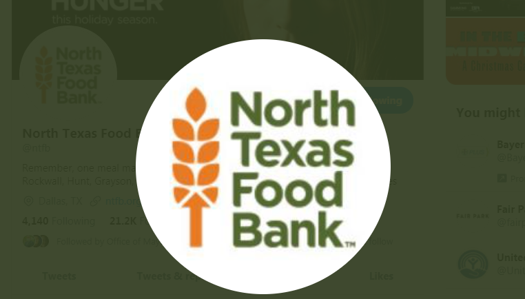 North Texas Food Bank Drive-Thru Mobile Pantry to Deliver Food This Week