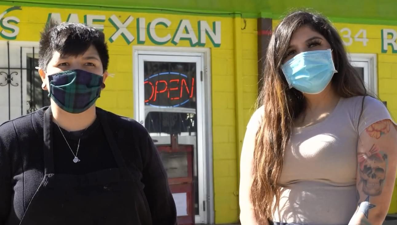 Patrons Zip-Tied & Duck Taped During Armed Restaurant Robbery in Oak Cliff  [WATCH]