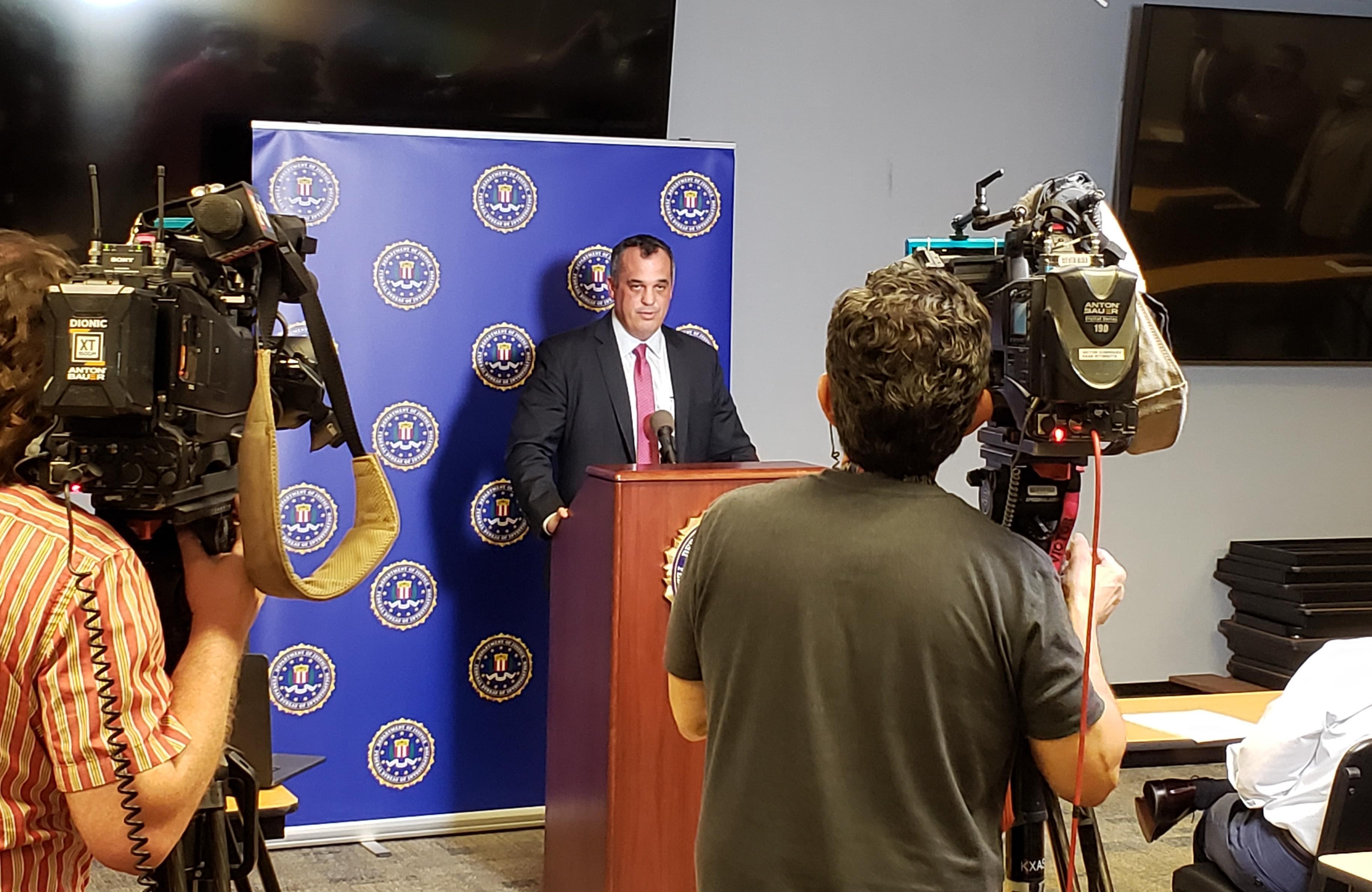 FBI Denies Claim from Former Dallas Police Chief Regarding Murder Investigation Involving Dallas Officer